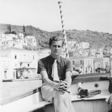 Patrick Leigh Fermor in Greece
