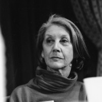 Nadine Gordimer, New York City, 1986