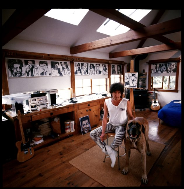 Dylan in his studio.jpg