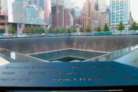 The National September 11 Memorial, New York City, designed by Michael Arad