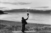 Lake Sevan, Armenia, Soviet Union, 1972; photograph by Henri Cartier-Bresson