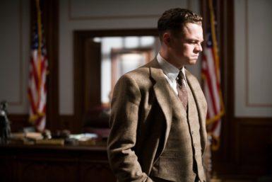 Leonardo DiCaprio as J. Edgar Hoover in Clint Eastwood's J. Edgar