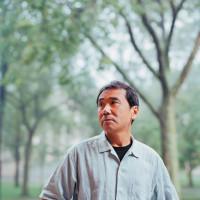 Haruki Murakami, Cambridge, Massachusetts, July 2005