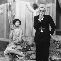 Binnie Hale and George Grossmith Jr. in No, No, Nanette, circa 1925