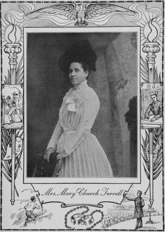 Mary Church Terrell, circa 1902