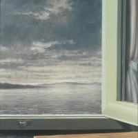 René Magritte: La Fissure, 1949