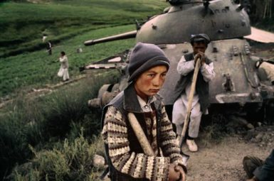 People from the Hazara Shia community, Afghanistan, 2006.