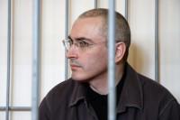 Mikhail Khodorkovsky at the Siberia court