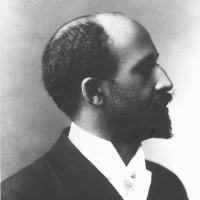 W.E.B. Du Bois, 1904; photograph by J.E. Purdy