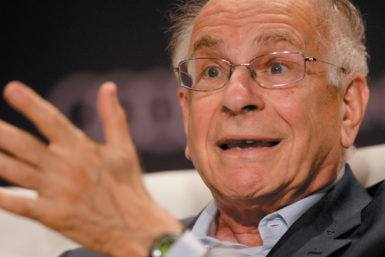 Daniel Kahneman, New York City, September 2011