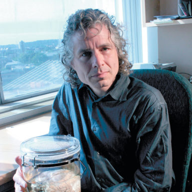 Steven Pinker, Boston, Massachusetts, October 2005