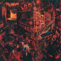George Grosz: Metropolis, 1916-1917