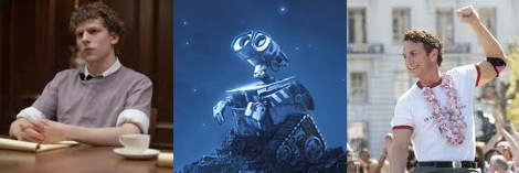 The Social Network, Wall-E, Milk.jpg