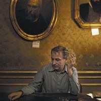 Michel Houellebecq, Turin, Italy, November 2010