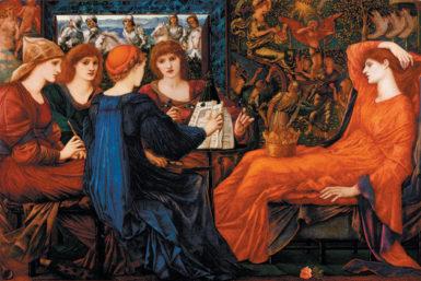 Edward Burne-Jones: Laus Veneris, 1873–1878