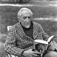 Dwight Macdonald, East Hampton, New York, 1979
