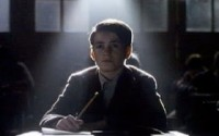 Leigh McCormack as a movie-loving boy in The Long Day Closes