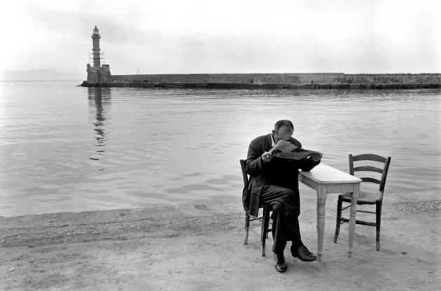Man Reading in Crete.jpg