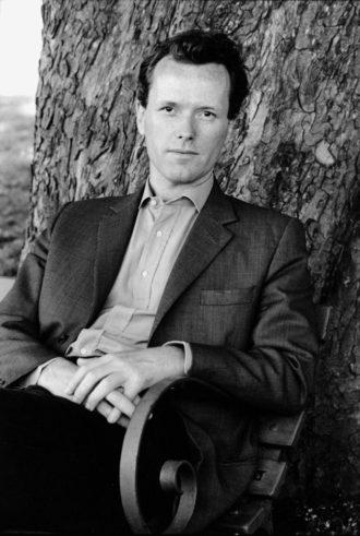 Edward St. Aubyn, London, 2001