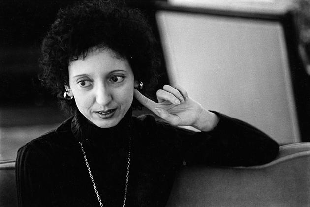 Joyce Carol Oates, Princeton, New Jersey, 1981