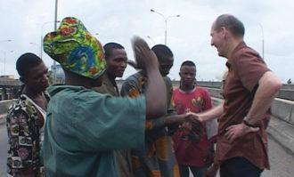 Rem Koolhaas in Lagos, Nigeria