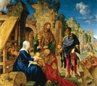 Albrecht Dürer: The Adoration of the Magi, 1504