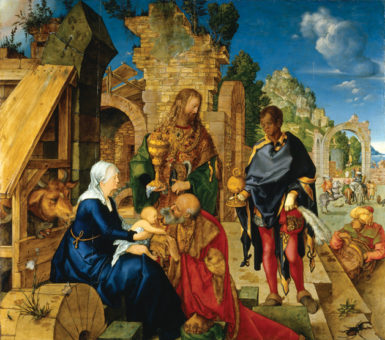 Albrecht Dürer: The Adoration of the Magi, 1504