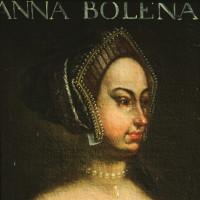 An eighteenth-century portrait of Anne Boleyn, by an unknown artist