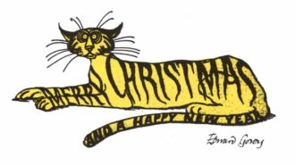 'Christmas Tiger,' from FMRA, 1980