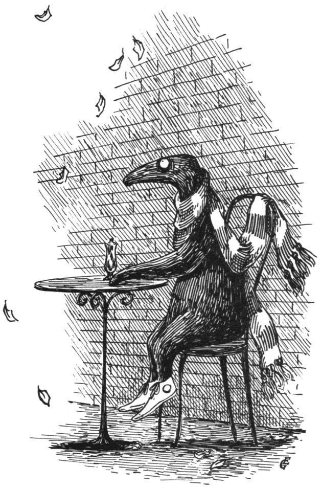 A Treasure Trove of Edward Gorey | by Eve Bowen | NYR Daily | The ...