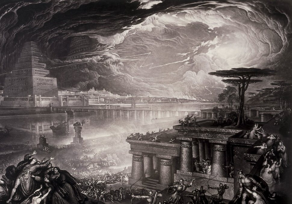 John Martin: The Fall of Babylon.jpg