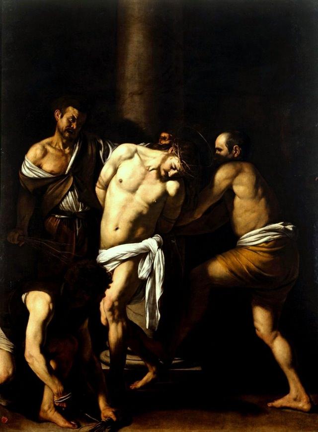 Caravaggio flagellation.jpg