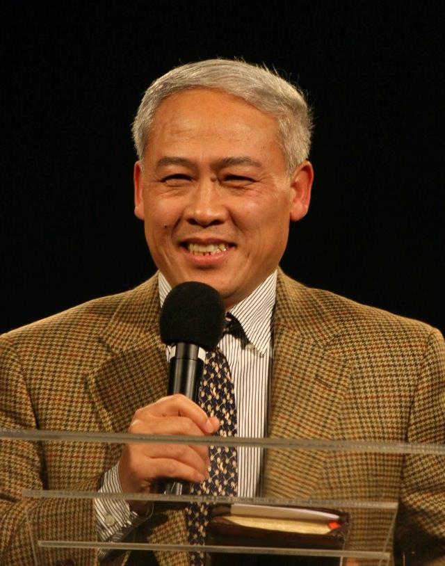 Filmmaker and Christian activist Yuan Zhiming