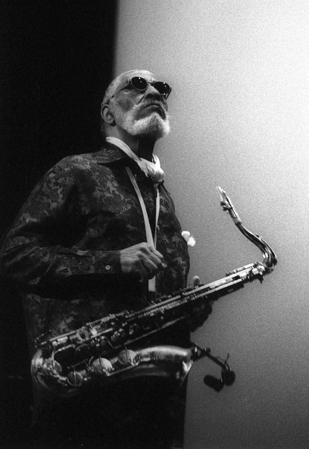 Sonny Rollins, Los Angeles, April 2002