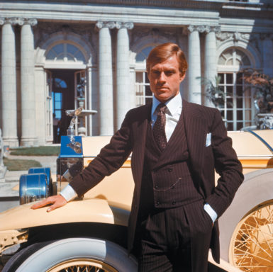 Robert Redford in The Great Gatsby, 1974