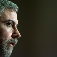 The economist Paul Krugman