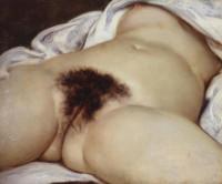 Gustave Courbet: L'Origine du monde, 1866