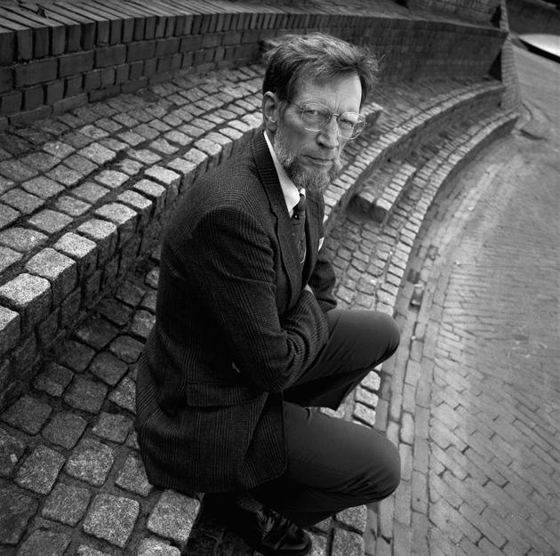 Alvin Plantinga, Utrecht, the Netherlands, 1995