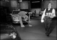Mercedes-Benz car show, Washington DC, 2005