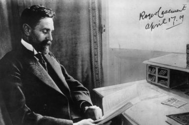 Roger Casement, circa 1904