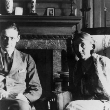 T.S. Eliot and Virginia Woolf, 1920s