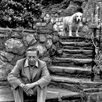 John Cheever, Ossining, New York, 1976