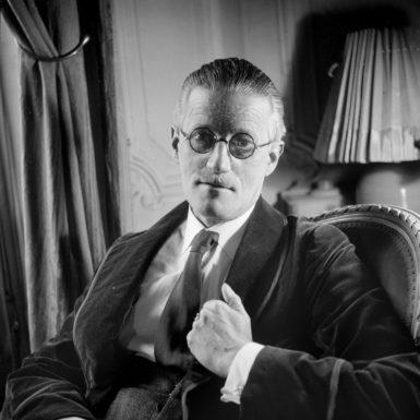 James Joyce, Paris, 1934