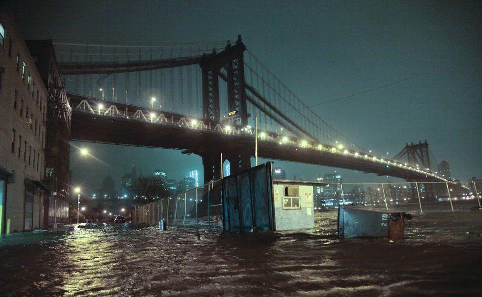 Manhattan Bridge Flooded.jpg