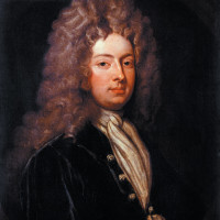 William Congreve, circa 1709, from the studio of Godfrey Kneller