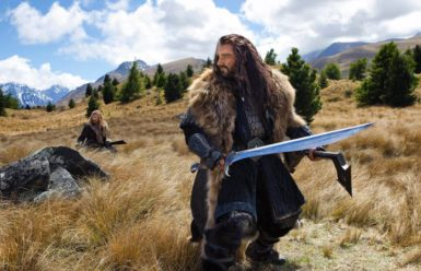 The Hobbit, directed by Peter Jackson
