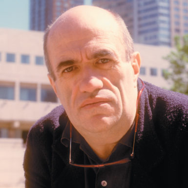 Colm Tóibín, New York City, April 2007