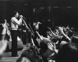 Leonard Cohen, Royal Albert Hall, London, May 1976