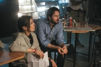 Director Kathryn Bigelow and writer Mark Boal on the set of <i>Zero Dark Thirty</i>