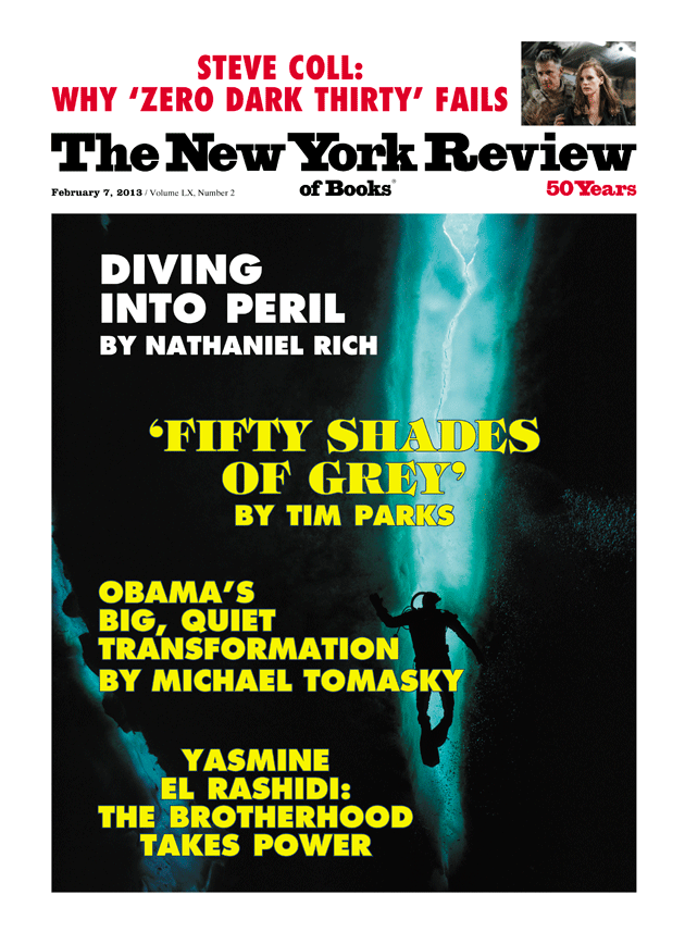 Image of the February 7, 2013 issue cover.